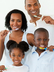 Family Dental Services in Raleigh